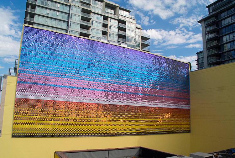 インスタント・コーヒー《Perpetual Sunset / Say Nothing in Bright Colours》2012年
